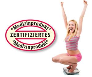 Zertifiziertes Medizinalprodukt
