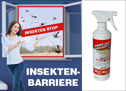 Insekten-Barriere