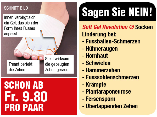 Softgel Revolution Socken