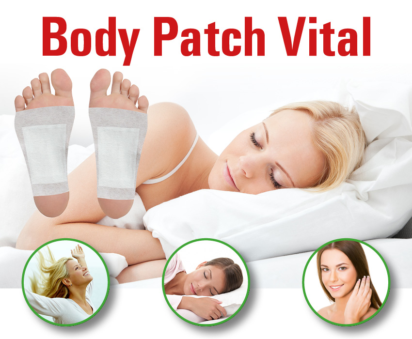 Vitalpflaster Body Patch