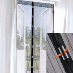 moskitonetz f r t ren mit magneten trendmail shop. Black Bedroom Furniture Sets. Home Design Ideas