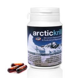 Arctic Krill - 120 Krill-Öl Kapseln
