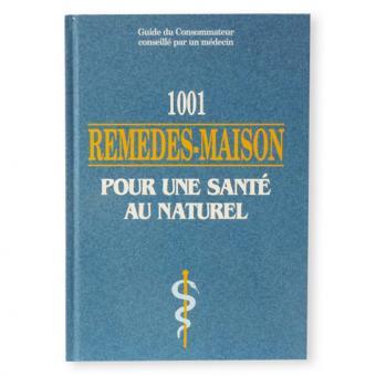 Livre: 1001 Remedes-Maison
