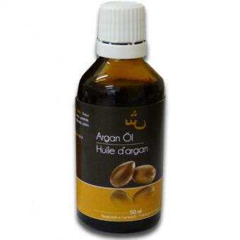 Huile d'argan, 50 ml