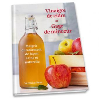 Livre: Vinaigre de cidre - gage de minceur