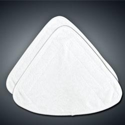 Ersatz-Reinigungstücher 2tlg., fein, für Clean Maxx Green XL
