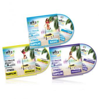 Miami Life Trainings-DVD 3er Set