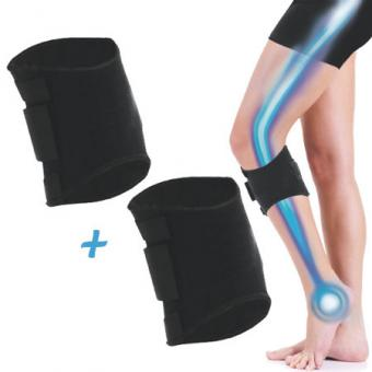 Physio Belt Akupressur Waden-Bandage, 2er Set
