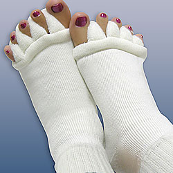 Entspannungs-Socken Grösse S/M, 1 Paar S/M