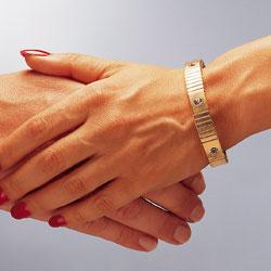 Bracelet magn tique avec pierres pour femmes shop trendmail - Bracelet magnetique avis ...