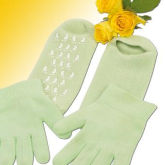Set SOFT TOUCH (chaussettes et gants) s3
