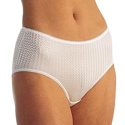 "Slip ""Magic-Soft"", blanc, S/M w1"