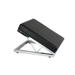 Relaxa Plus Fuss-Stuhl, schwarz