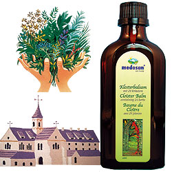 Klosterbalsam Emulsion, 125 ml