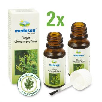 2er Set Thuja Skincare-Fluid, 10ml