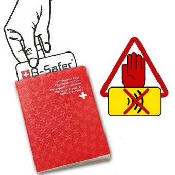 Protection pour passeport B-Safer