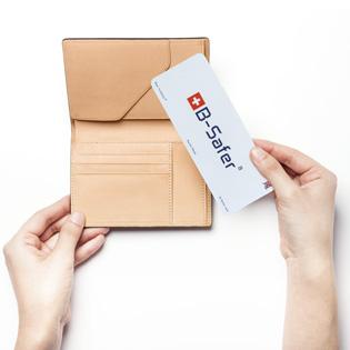 B-Safer NFC-Kartenschutz