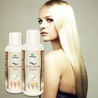 Set Medo Hair: shampooing & lotion tonique