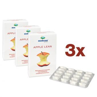Aktion 3 für 2 - AppleLean - Apfelessig Kapseln, 3x60 Stück