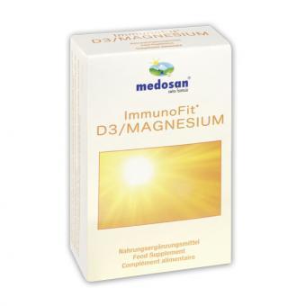 ImmunoFit D3/Magnesium Kapseln, 60 Stück