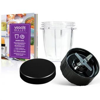 Accessoires pour mixer Veggie Bullet
