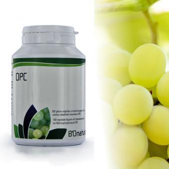 OPC Traubenkernextrakt - 100 mg - 100 Kapseln