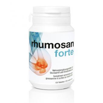 Rhumosan Forte, 120 Tabletten