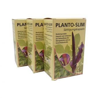 Planto-Slim 1 Monats Kur (192 Kapseln)