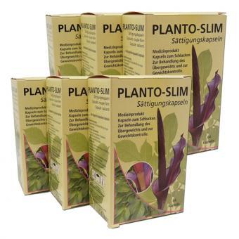 Planto-Slim Cure intensive 2 mois (384 capsules)