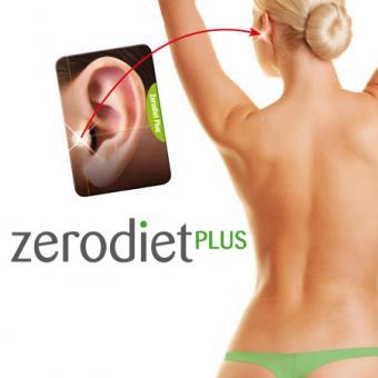 zerodiet PLUS (bio-aimant plaqué or, 2 pièces)
