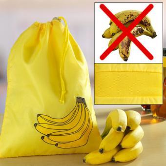 Frischhaltebeutel für Bananen