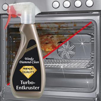 Diamond Clean Turbo-Entkruster, 375 ml