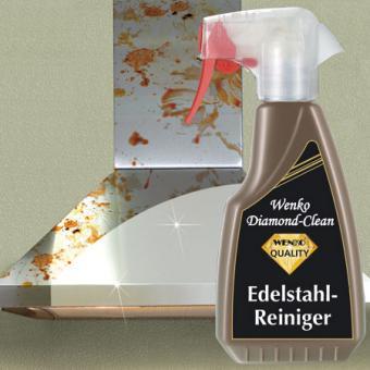 Diamond Clean Edelstahl-Reiniger, 250 ml