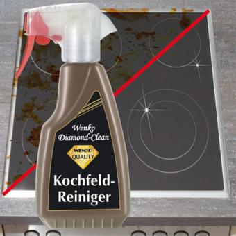 Diamond Clean Kochfeld-Reiniger, 250 ml