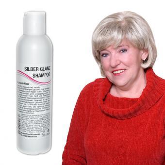 Shampooing éclat argent 200 ml