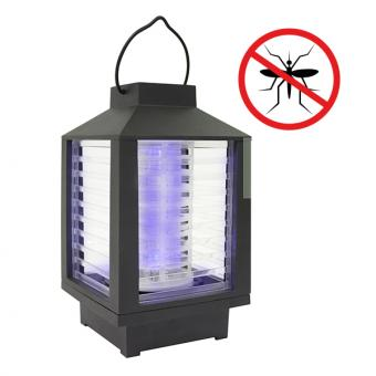 Lamp Zapper - tragbare Insektenfalle