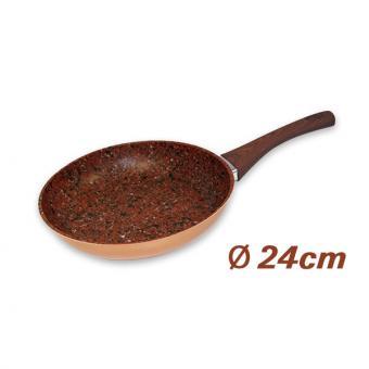Copper & Stone Pfanne 24 cm