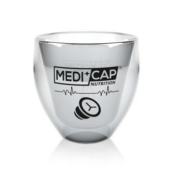 Doppelwandglas Medicap Nutrition, 1 Stück