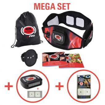 Gymform Abs-A-Round Pro® Mega Set - Grösse S/M