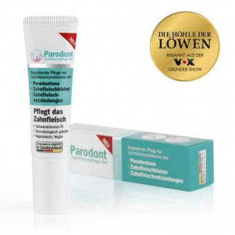 Parodont - Gel soin des gencives 10ml