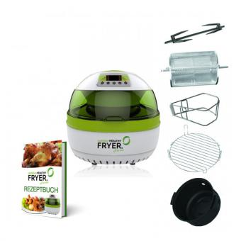 Friteuse à air chaud - Nutrition Healthy Fryer 10 L