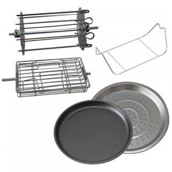 Zubehör-Set für den Nutrition Health Air Fryer (5-teilig)