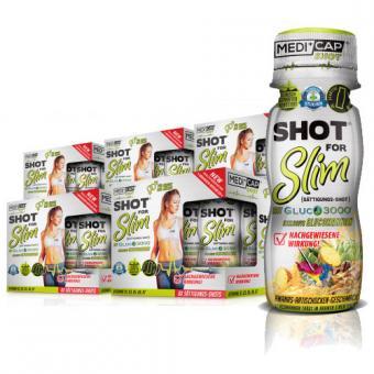 Shot for Slim Sättigungs-Shots (30 Stk.)