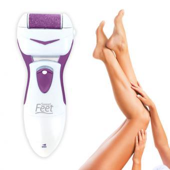 Soin des pieds anti-callosités électrique Sweet Feet