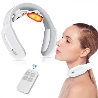 Nackenmassagegerät mit Heizfunktion