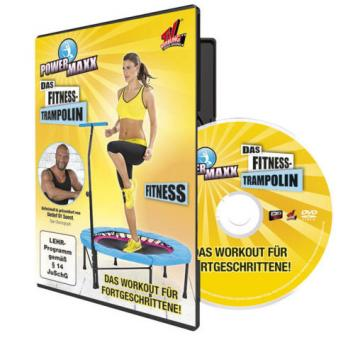 Trampolin Trainings-DVD - Fitness (mit Detlef D! Soost)