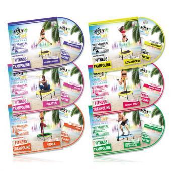 Miami Life Trainings-DVD 6er Set