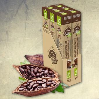 La Natura Bio-Hot Chocolate - 60 Kapseln NES