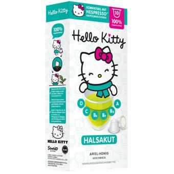Hello Kitty Hals Akut - 10 capsules NES