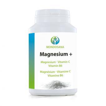 Mondosana Magnesium +, 120 comprimés